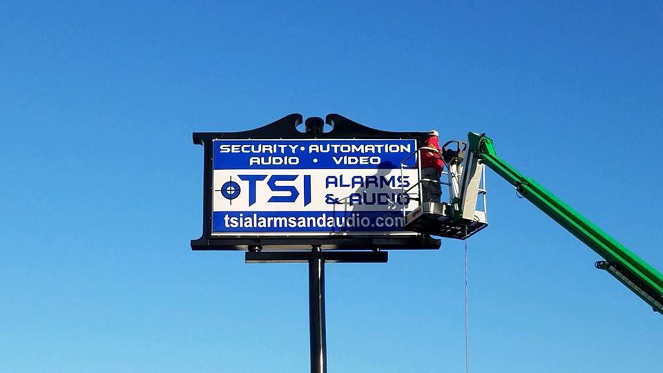 TSI Alarms